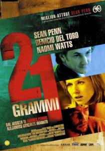 21 grammi - Locandina italiana