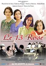 le 13 rose locandina