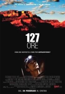 127 ore locandina