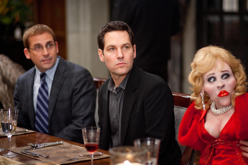 A cena con un cretino (2010)