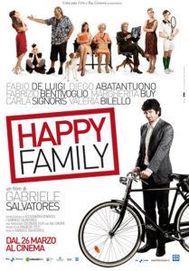 Happy family locandina