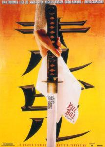 Kill Bill Volume 1 locandina