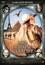 Adèle e l'enigma del faraone – Recensione