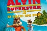 Alvin Superstar 3 – Si salvi chi può! – Recensione