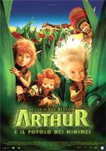 Arthur e il popolo dei Minimei – Recensione