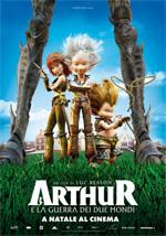Arthur e la guerra dei due mondi - Recensione