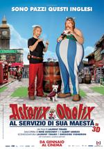 Asterix e Obelix al servizio di sua maestà – Recensione