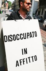 Disoccupato in affitto