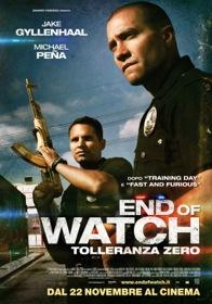 End Of Watch: Tolleranza zero