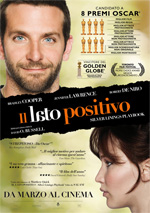 Il lato positivo - Silver Linings Playbook - Recensione