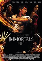 Immortals 3D - Recensione