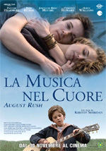 La musica nel cuore - August Rush – Recensione
