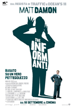 The informant! - Recensione