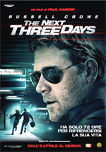 The Next Three Days – Recensione