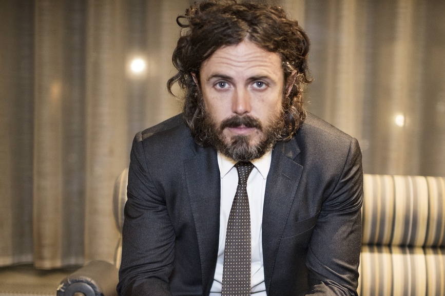Casey Affleck Beard