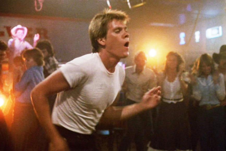Kevin Bacon balla