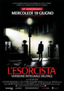 L'esorcista poster