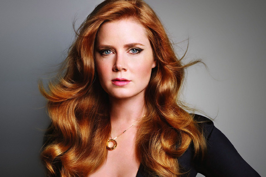 Amy Adams primo piano
