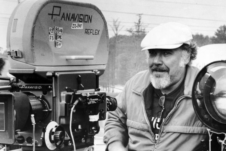 Robert Altman dietro la macchina da presa