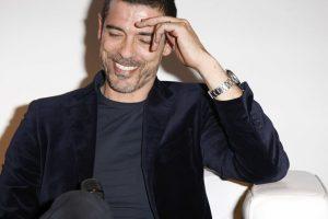 Alessandro Gassman Giacca