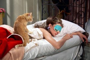 Audrey Hepburn foto di scena