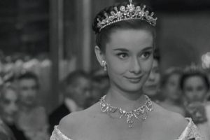 Audrey Hepburn Vacanze Romane finale