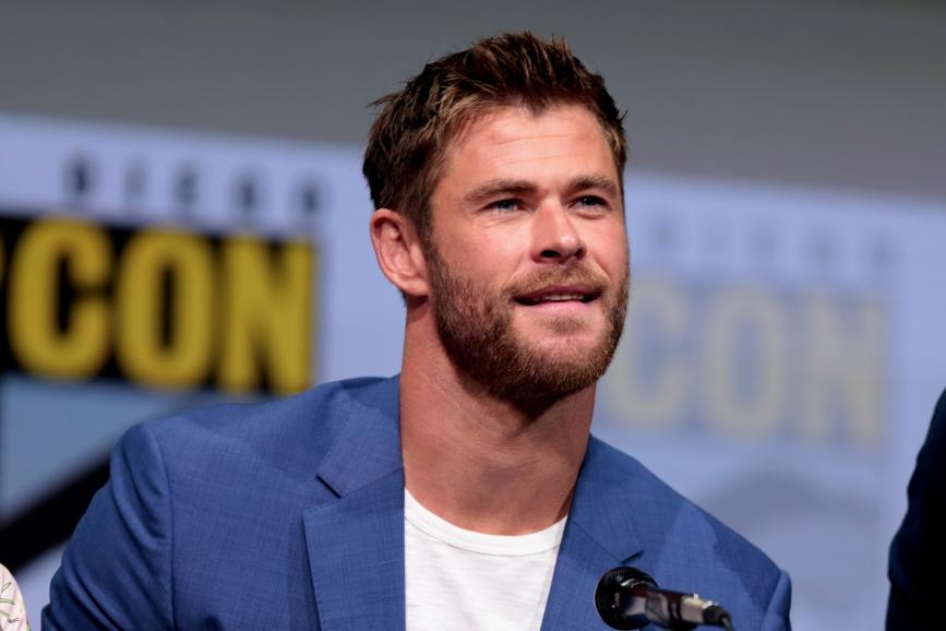 Chris Hemsworth attore