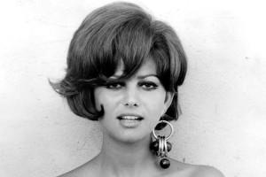 Claudia Cardinale b/n