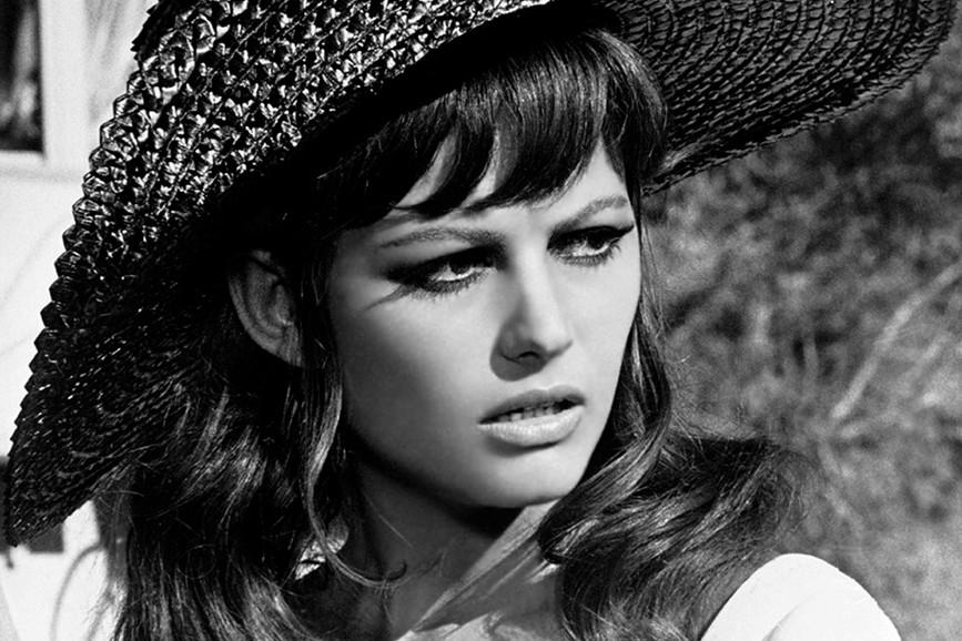 Claudia Cardinale filmografia