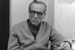 Eduardo De Filippo occhiali