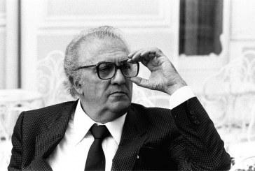 E la nave va: scatti inediti dal set per omaggiare Federico Fellini