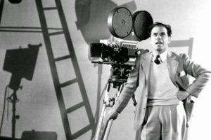 Frank Capra copertina