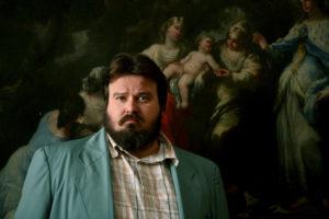 Giuseppe Battiston quadro