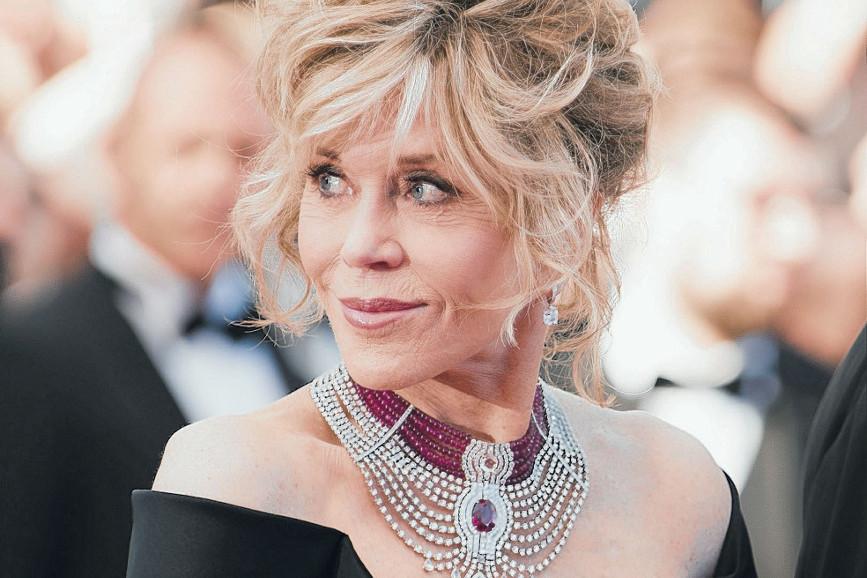 Jane Fonda Filmografia