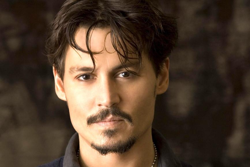 Johnny Depp attore