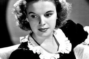 Judy Garland ritratto