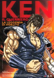 Ken il Guerriero - La leggenda di Hokuto poster
