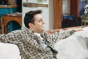 Matt LeBlanc divano