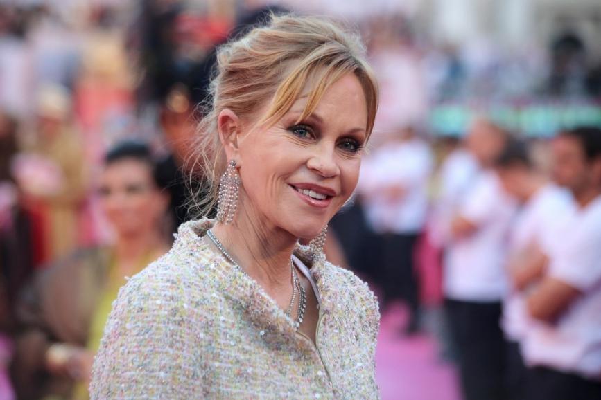 Melanie Griffith attrice