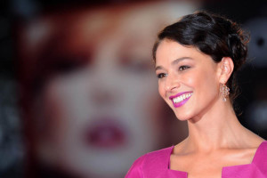 Nicole Grimaudo sorridente