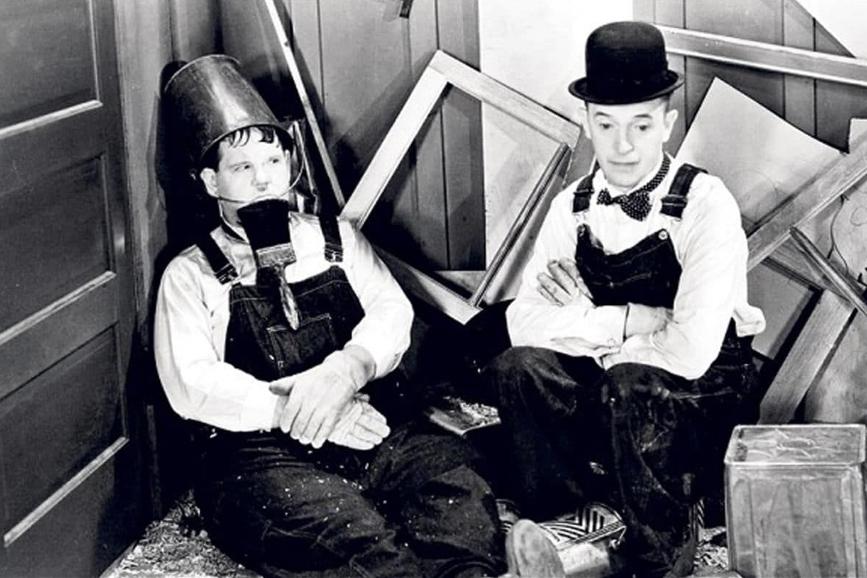 Oliver Hardy Filmografia