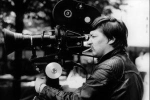 Rainer Werner Fassbinder copertina