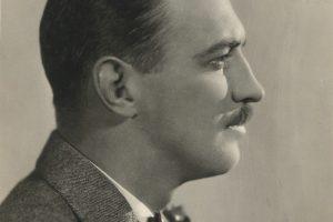 Raymond Griffith copertina