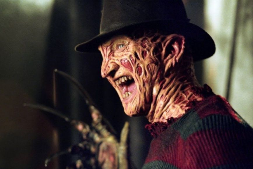 Robert Englund horror