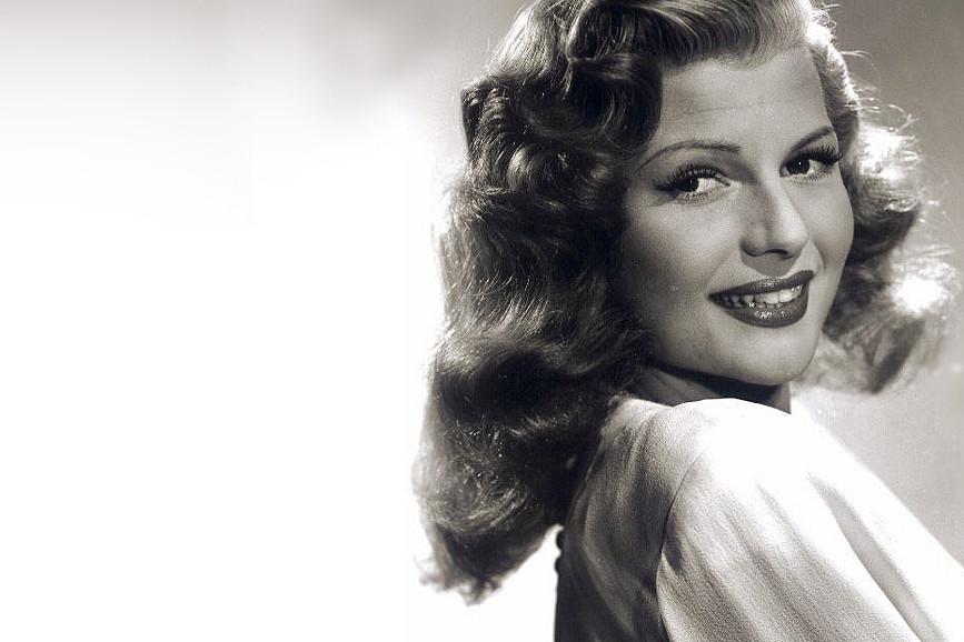Rita Hayworth filmografia