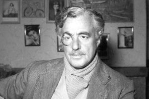 Vittorio De Sica monocolo