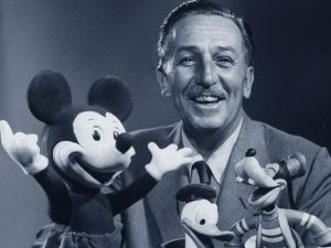 Walt Disney Biografia