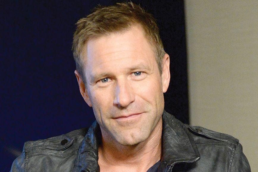 aaron Eckhart attore