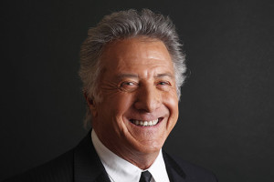 Dustin Hoffman primo piano