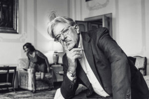Giancarlo Giannini bianco e nero